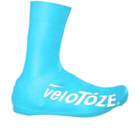 veloToze Road 2.0 Overschoenen Lang, blauw